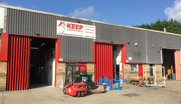 Welcome to Keep Powder Coating Ltd